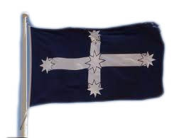 Eureka Flag Flying