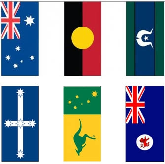 Flags of Australia