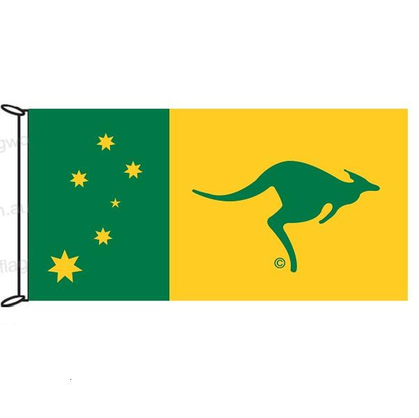 Sporting Flags Of Australia