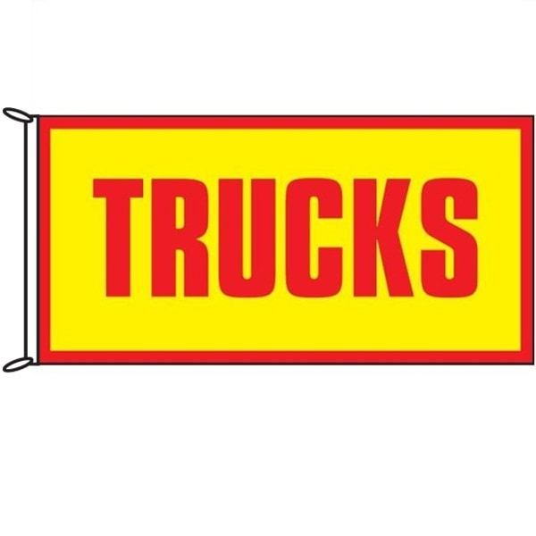 Truck Flags