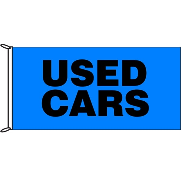 Used Car Flags