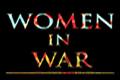 Women in War Flags