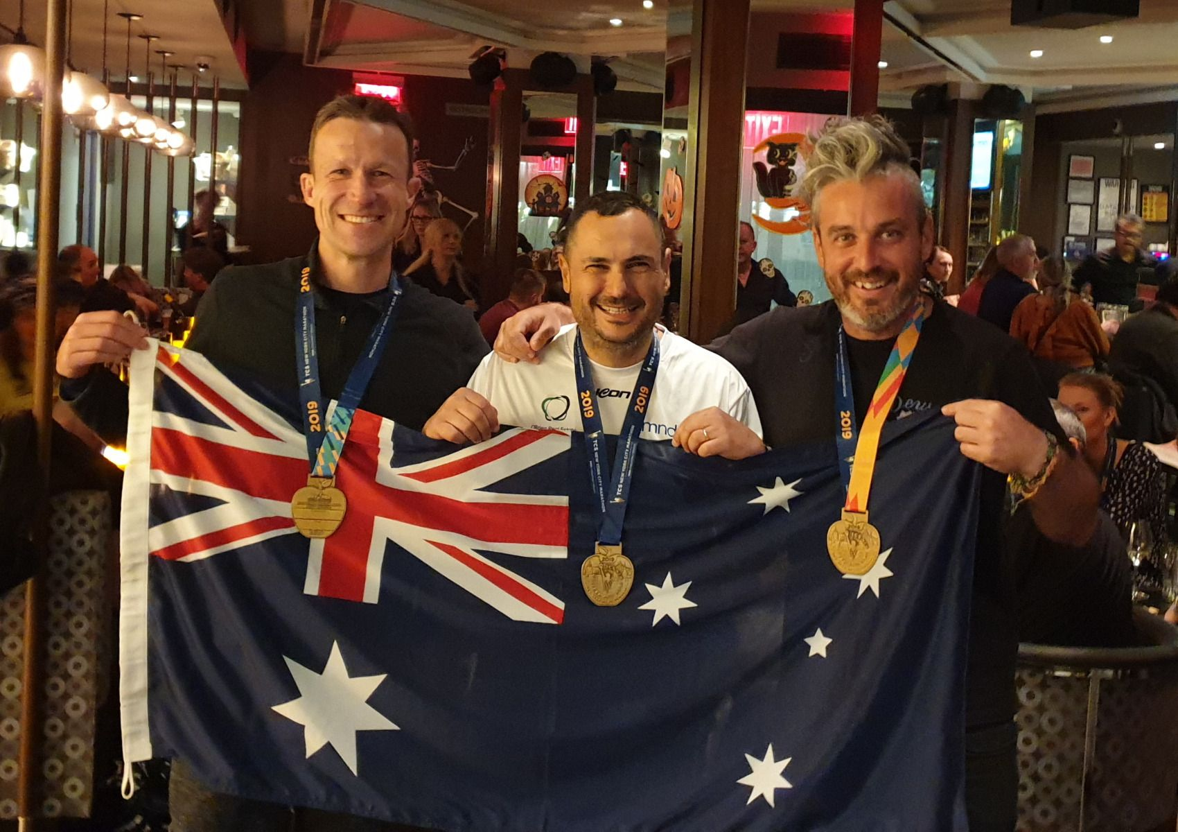 NYC Marathon Completed