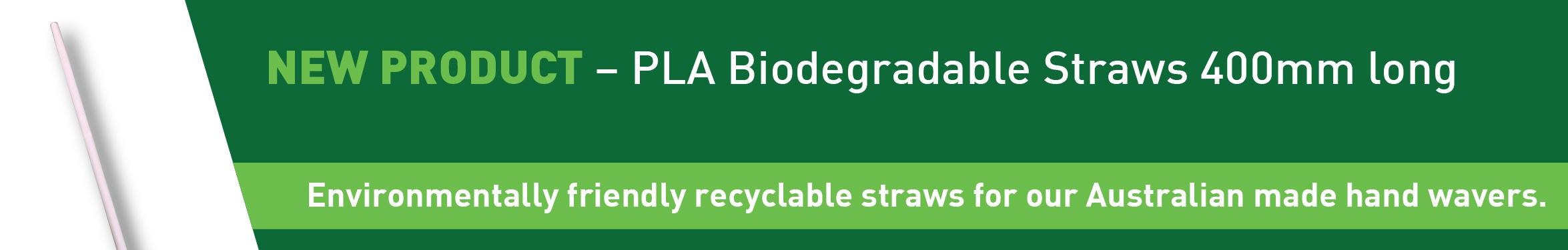 PLA Biodegradable Straws