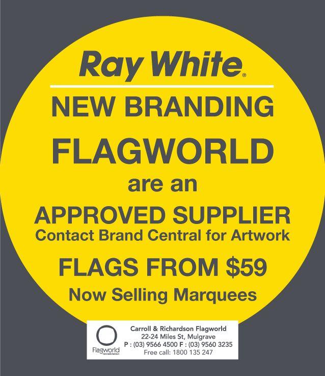 Ray White Branding