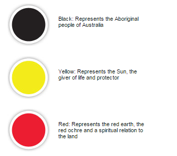 Aboriginal colours