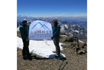 Summit for Children - Fantastic Flag & Cause!