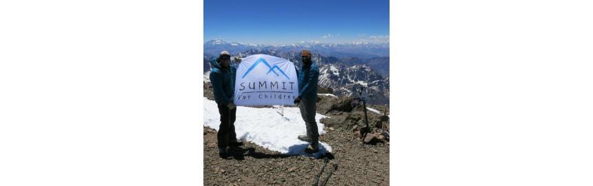 Summit for Children - Fantastic Flag & Cause!