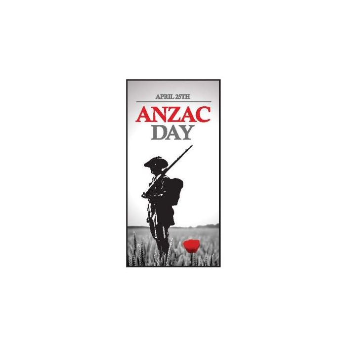Soldier ANZAC