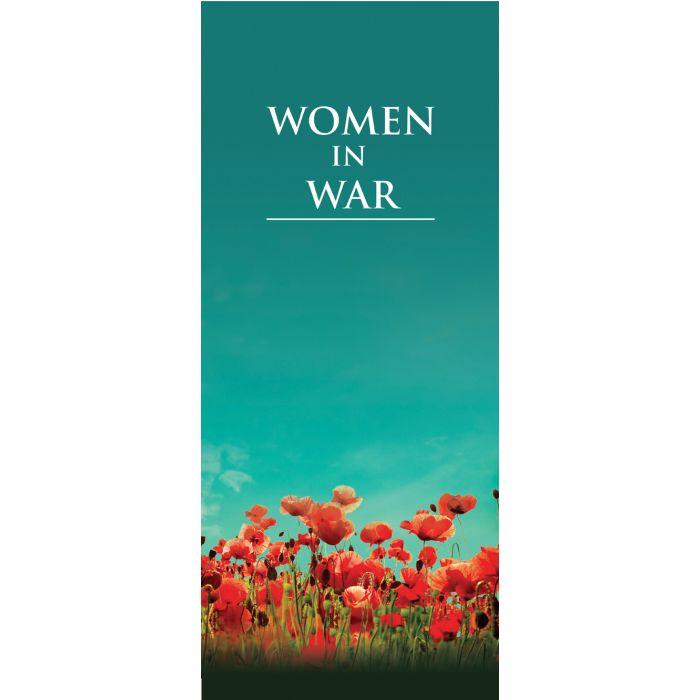 Women in War Flag 2a