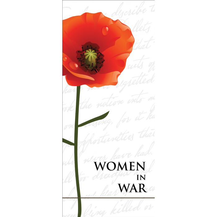 Women in War Flag 5a