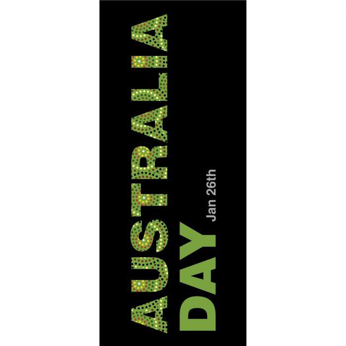 Australia Day Flag Army Green (56)