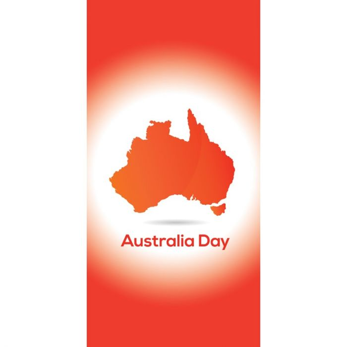 Australia Day Flag Orange (3)