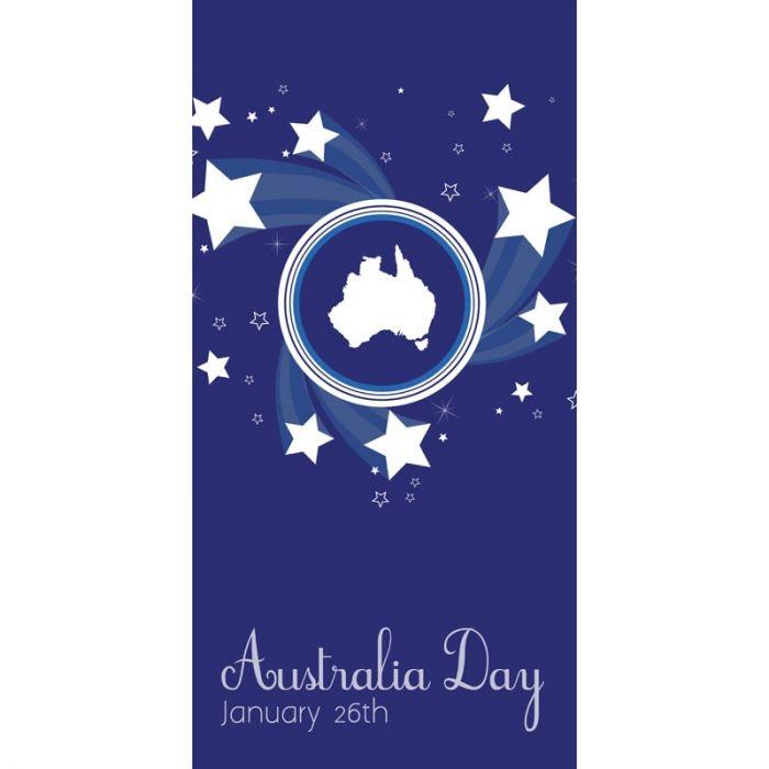 Australia Day Flag Stars (5)