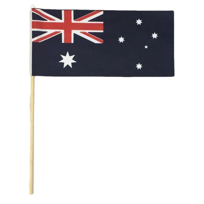 Australian Flag Handwaver