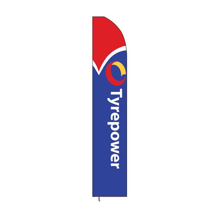 TyrePower Bali Flag