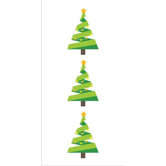 Christmas Trees Flag  (80)