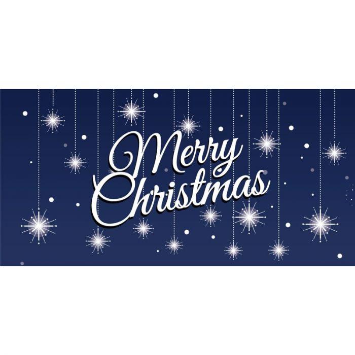 Merry Christmas Blue Horizontal (17)