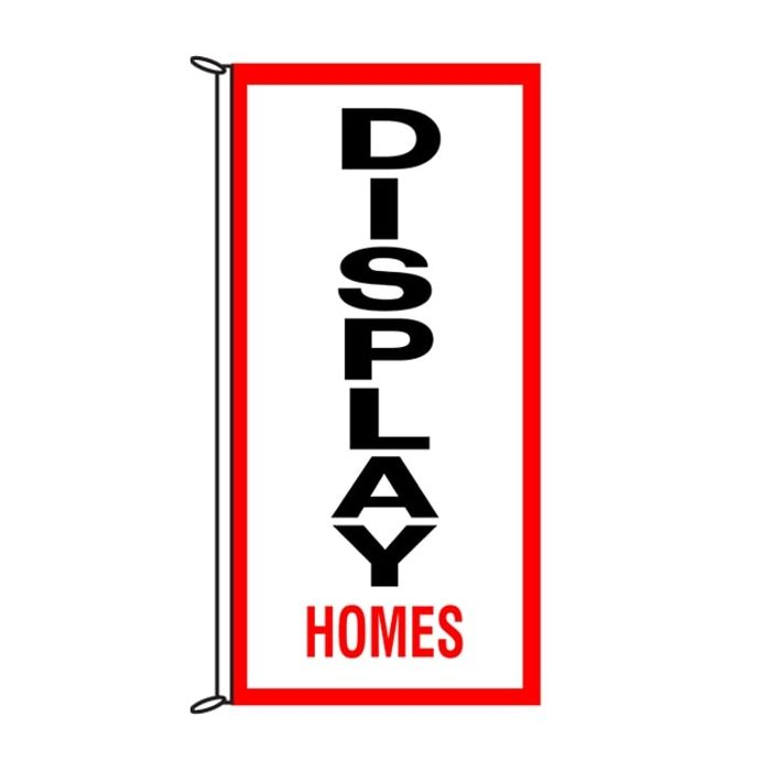 Display Homes Flag