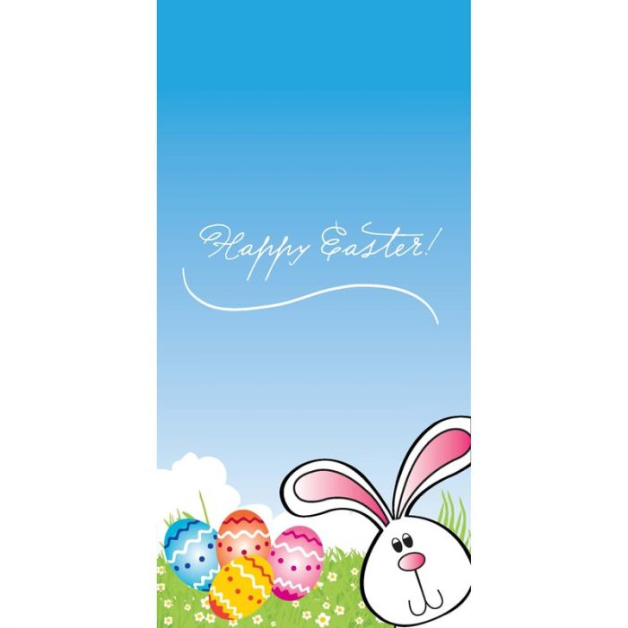 Easter 17 Flag 900mm x 1800mm (Knitted)