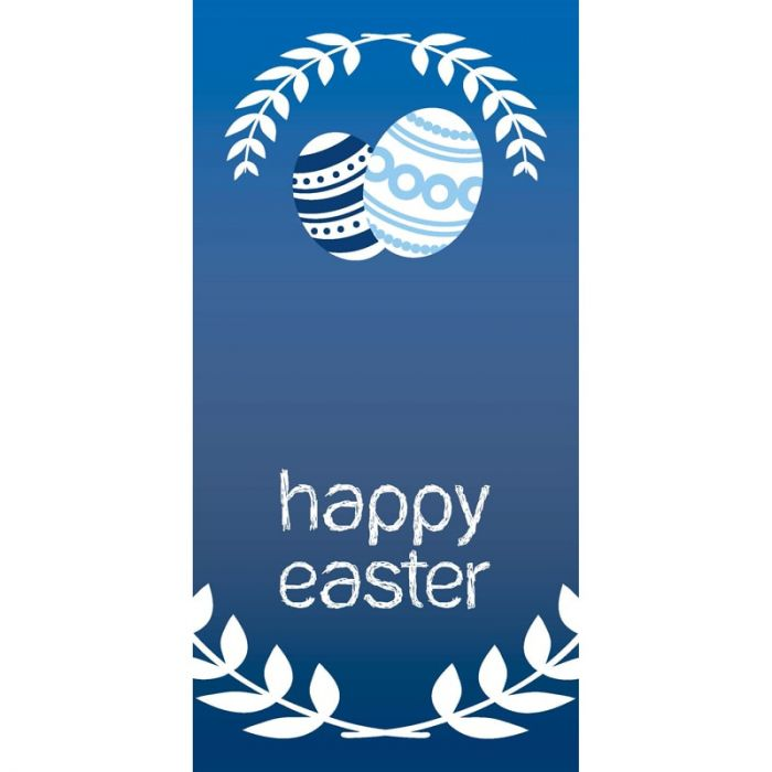 Easter 5C Flag 900mm x 1800mm (Knitted)