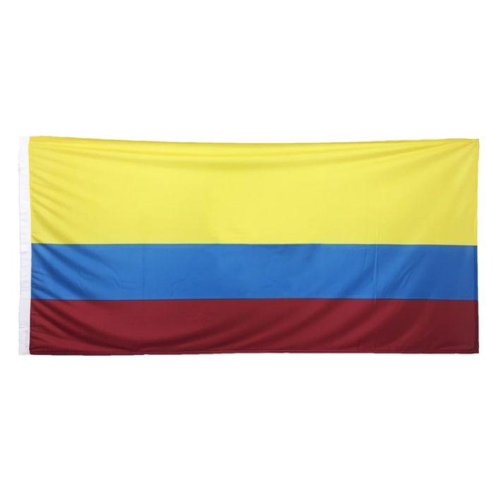 Ecuador flag No Crest 1800mm x 900mm (Knitted)