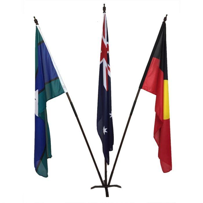 Australian, Aboriginal and TSI Foyer display
