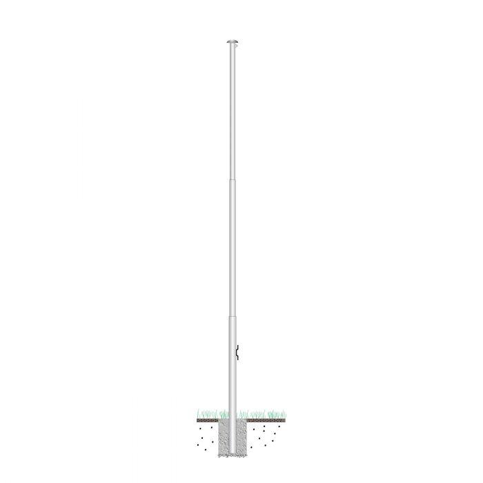 Free Standing Flagpole