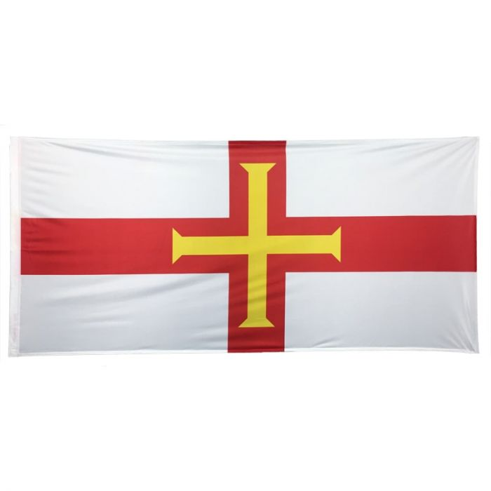 Guernsey Flag 1800mm x 900mm (Knitted)