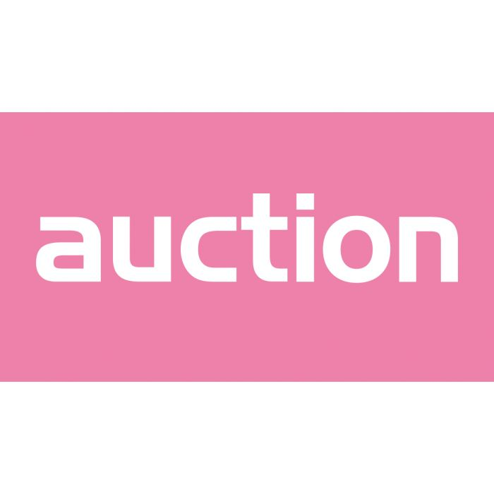 Buxton Auction Pink Flag