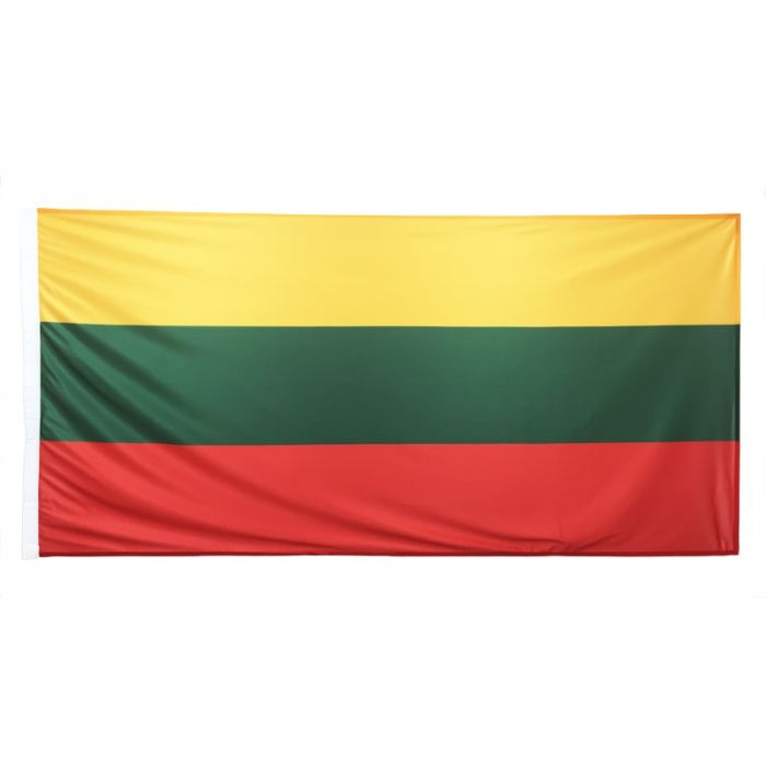 Lithuania flag - Woven Polyester