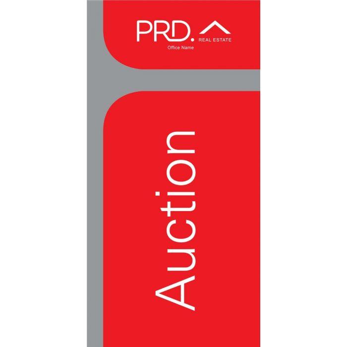 PRD Auction Grey Design