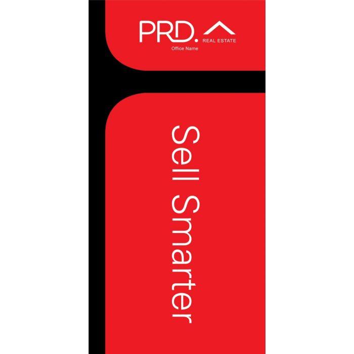 PRD Sell Smarter Design Black