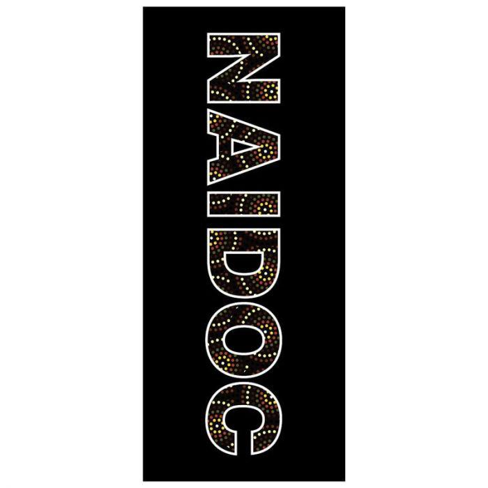 NAIDOC-05 Flag