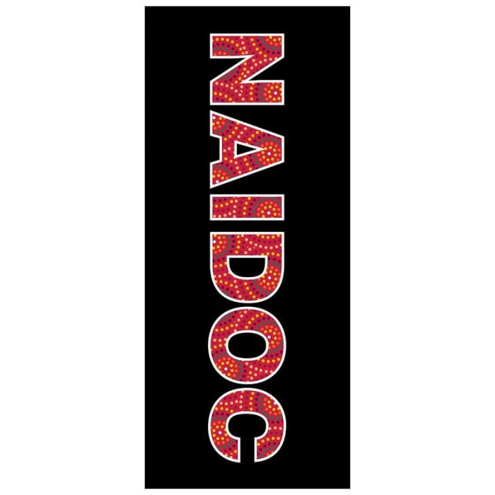 NAIDOC15 - Flag