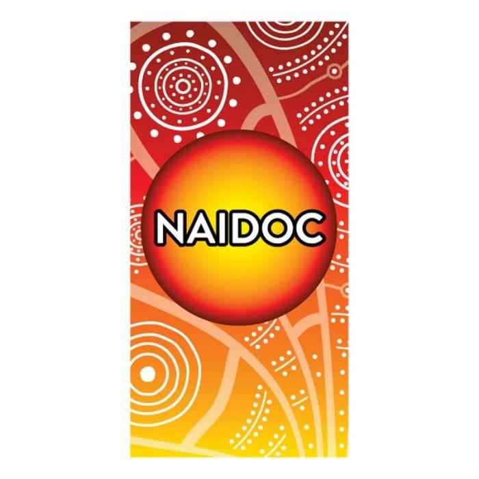 NAIDOC-47 Flag