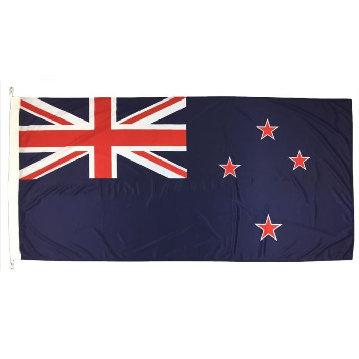 New Zealand Flag Various Sizes and Finishes