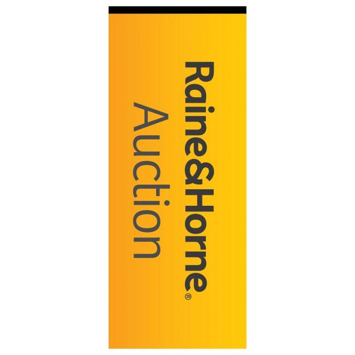 Raine & Horne Auction Flag