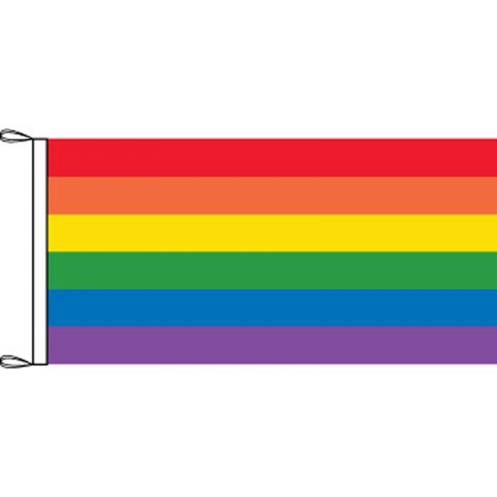 Rainbow Flag 3600 x 1800mm