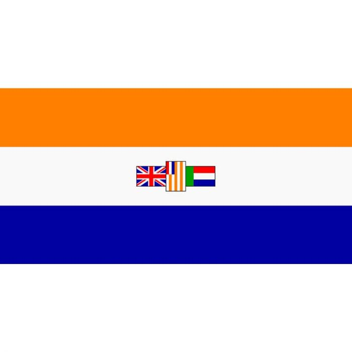 South African Superseded Flag