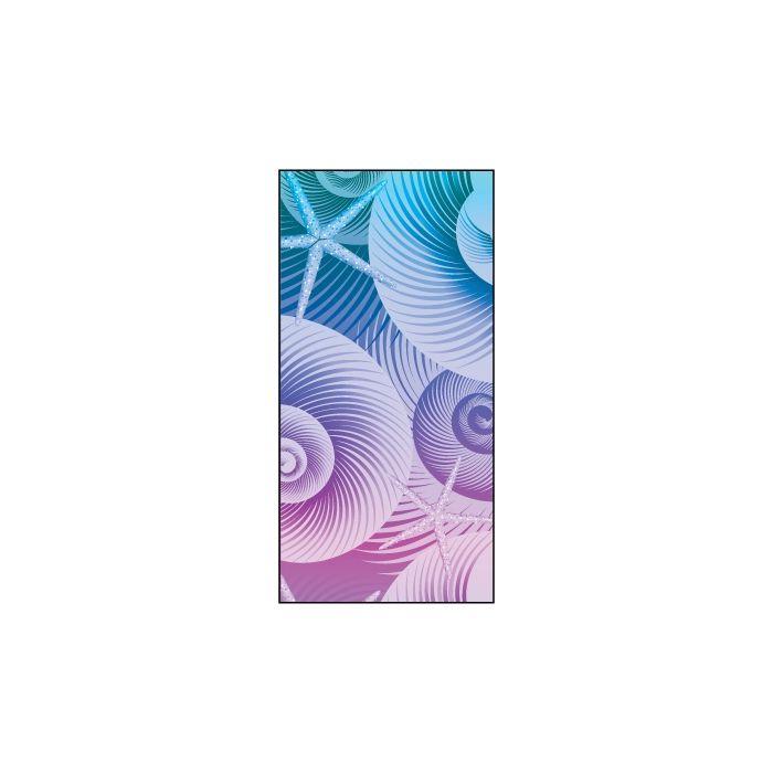Summer Flag Shells 900mm x 1800mm (Knitted)