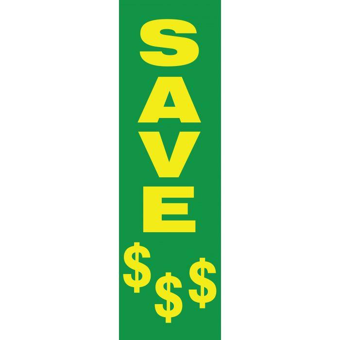 Save $$ Flag