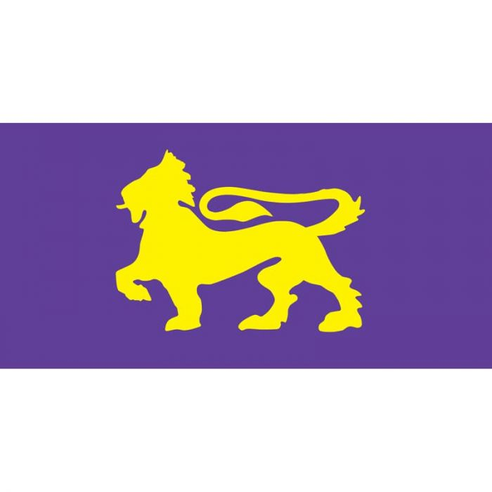 Wesley College Corporate Flag 1800mm x 900mm (Woven)