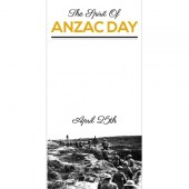 ANZAC Day Flag - The Spirit of ANZAC DAY (34)