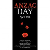 ANZAC Day Flag  - Ode of Remembrance (46)