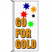 Go for Gold (Southern Cross) Flag