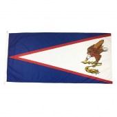 American Samoa Flag 1500mm x 900mm (Knitted)