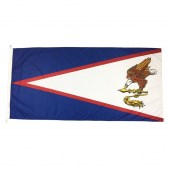 American Samoa Flag 1800mm x 900mm (Knitted)