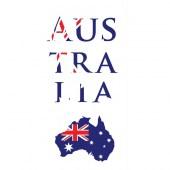 Australia Day Flag White (15)