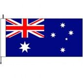 Australia fully sewn flag